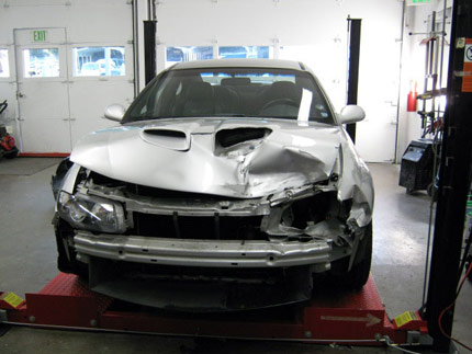 Collision Repair Before Amp After Gallery Juanita Collision Center