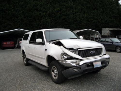 Collision Repair Before & After Gallery | Juanita ...